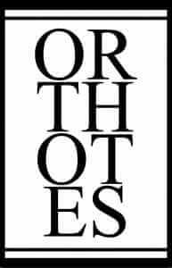 Il logo della casa editrice Orthotes
