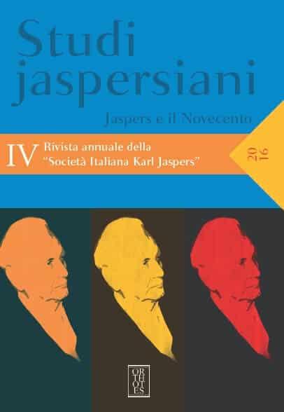 Jaspers e il Novecento