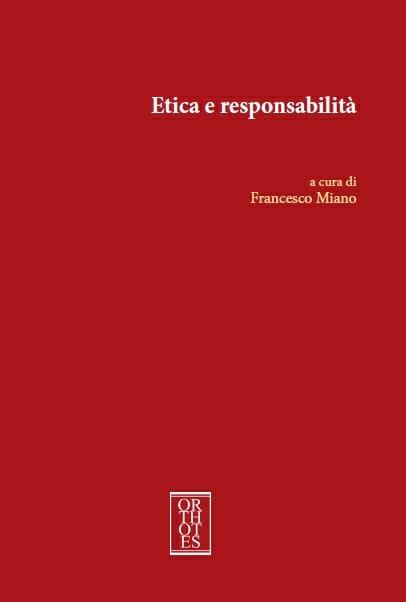 Etica e reponsabilità