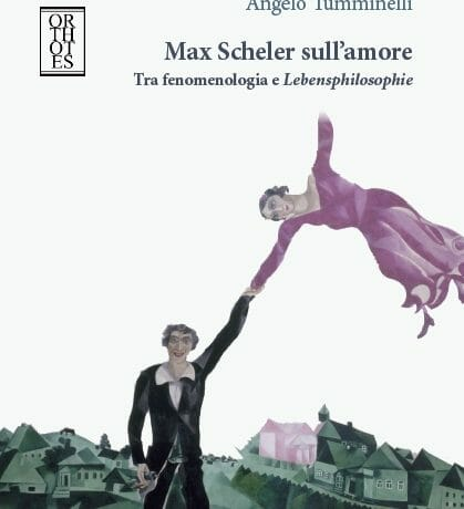 Max Scheler sull'amore