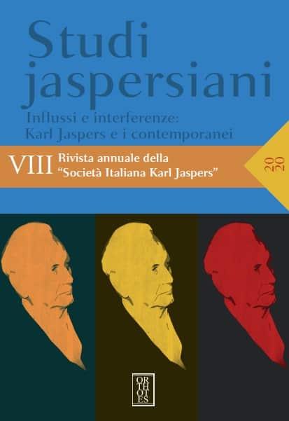 Karl Jaspers e i contemporanei
